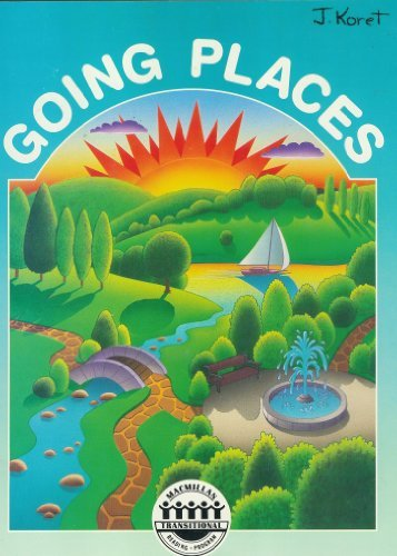 9780021761104: Going places (Macmillan transitional reading program)
