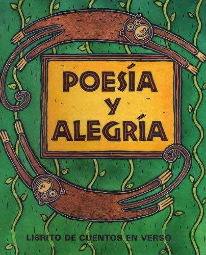 9780021779512: Poesia y Alegria: Librito de Cuentos en Verso (Spanish Edition)