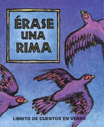 9780021779581: Erase Una Rima, Librito de Cuentos en Verso