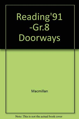 9780021787258: Doorways (Connections: Macmillan reading program)