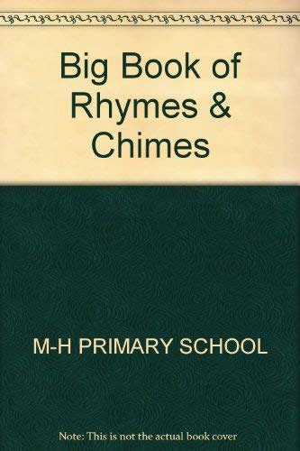 9780021790227: Big Book of Rhymes & Chimes
