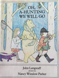 9780021790432: Oh, A-Hunting We Will Go: Kindergarten Level, Book 1