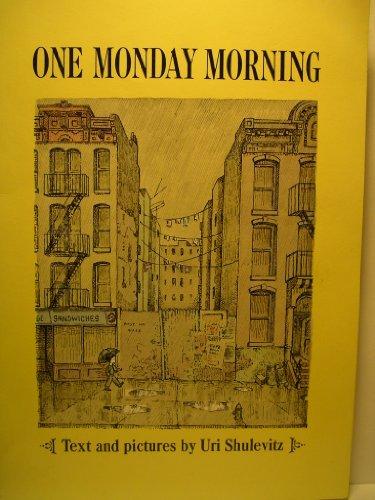 9780021790944: One Monday Morning