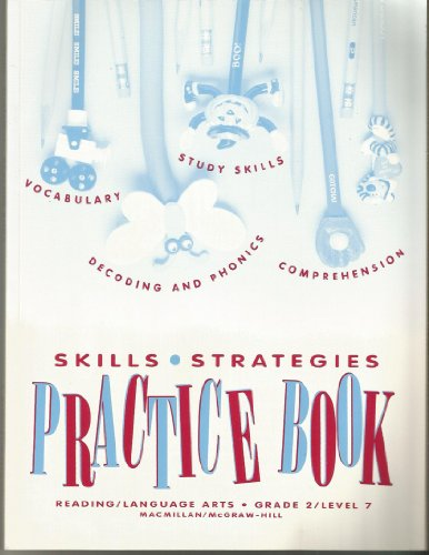 9780021791712: Skills / Strategies Practice Book: Reading / Language Arts, Grade 2, Level 7
