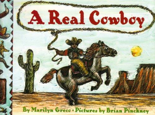 A Real Cowboy (Phonics and Language Pal: Marilyn Greco