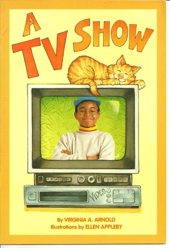 9780021793327: A TV show (Phonics and language books)