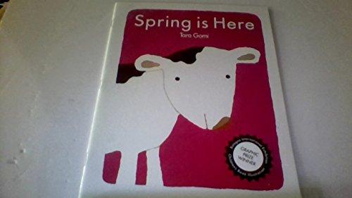 9780021794638: Spring is here (Macmillan/McGraw-Hill reading/language arts)