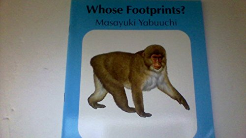 9780021794652: Whose footprints? (Macmillan/McGraw-Hill reading/language arts)