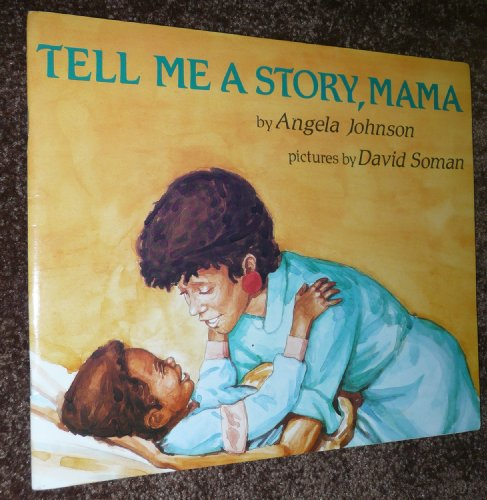 Tell Me a Story Mama: unknown author