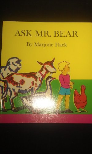 9780021794720: Ask Mr. Bear (Macmillan/McGraw-Hill reading/language arts)