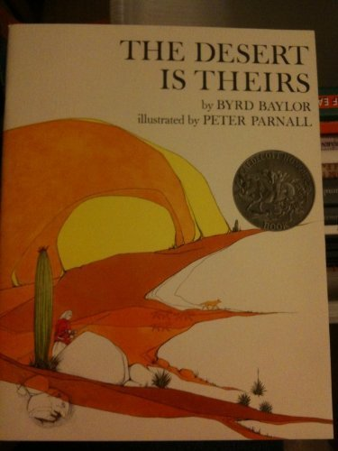 9780021795130: The desert is theirs (A new view)