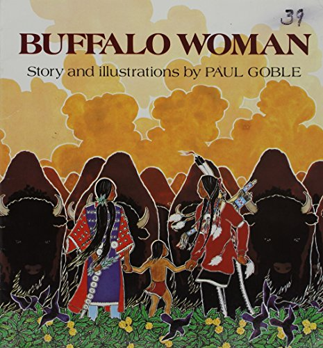9780021795147: Buffalo woman