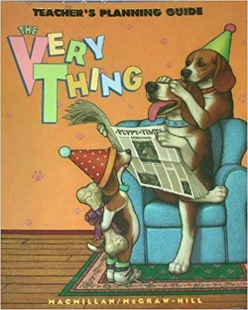 9780021804191: The Very Thing