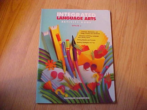 9780021804603: INTEGRATED LANGUAGE ARTS ACTIVITY BOOK 2 (PAPER)