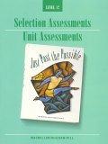 9780021805037: Selection Assessments - Unit Assessments - Level 12 (Grade 6)