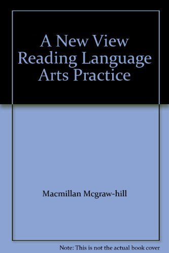 9780021805181: A New View Reading Language Arts Practice