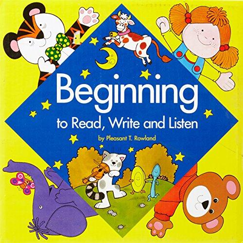 9780021807918: Beginning to Read, Write and Listen: 1995 - K-1 - Teachers Kit