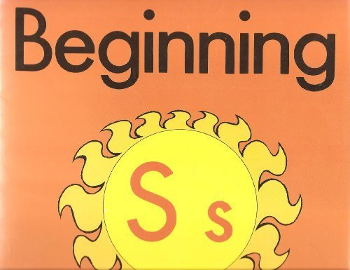 9780021808021: Beginning: Ss (Beginning to Read, Write and Listen, Letterbook 6)
