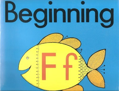 9780021808069: Beginning: Ff (Beginning to Read, Write and Listen, Letterbook 10)