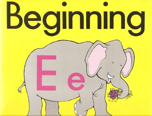 9780021808076: Beginning: Ee (Beginning to Read, Write and Listen, Letterbook 11)