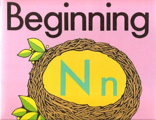 9780021808120: Beginning: Nn (Beginning to Read, Write and Listen, Letterbook 16)