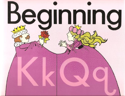 9780021808175: Beginning: Kk / Qq (Beginning to Read, Write and Listen, Letterbook 21)