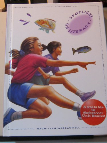 Macmillan McGraw Hill, Spotlight On Literacy 5th Grade Level 11, 1997 ISBN: 0021810109 (9780021810109) by Mcgraw Hill
