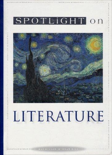 9780021810123: Spotlight on Literature: Anthology