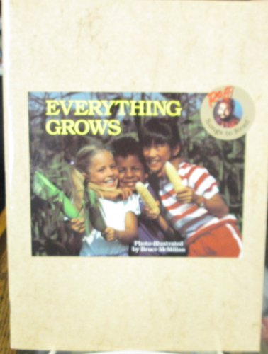 9780021810994: Everything Grows (Raffi Songs to Read)