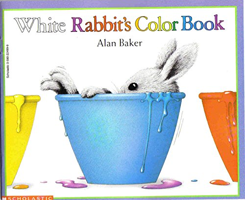 White Rabbits Colors by Alan Baker - AbeBooks