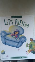 9780021811557: Let'sPretend Grade 1 Level 5 (Spotlight on Literacy, Volume 1)