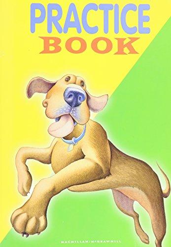 9780021811854: Spotlight on Literature: '97 Practice Book Grade 1 (Spotlight on Litracy)
