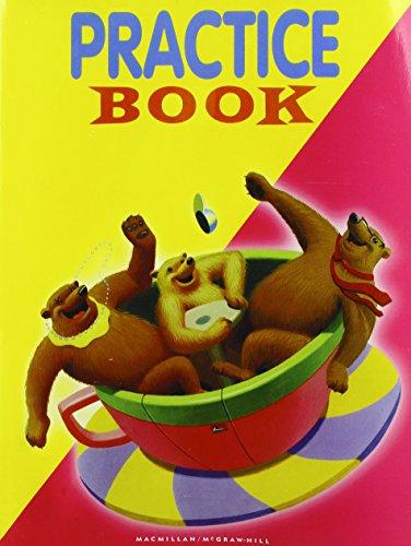 9780021811861: Spotlight on Literacy: Practice Book Grade 2