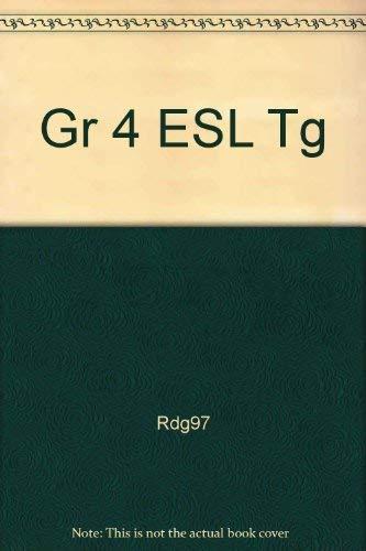 9780021812035: Esl Second-language Teacher's Guide