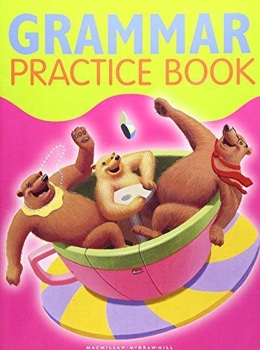 Spotlight On Literacy Grammar: Pratice Book Grade 2, Levels 6-7 (0021812233) by Macmillan.
