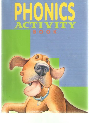 9780021812776: Spotlight on Literacy: '97 Phonics Activity Book. Grade 1