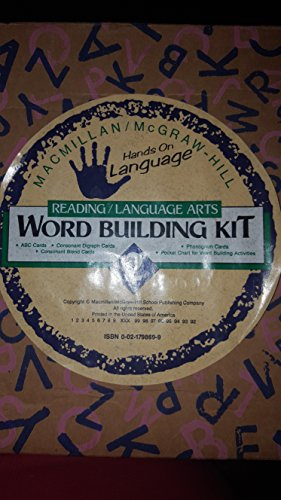9780021812820: Word Building Kit