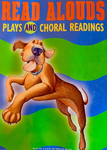 9780021812837: Read Aloud Plays and Choral Readings Grade 1 (Spotlight on Literacy, Grade 1)