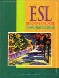 9780021815043: ESL Second Language Teacher's Guide (Spotlight on Literature : Bronze Level)