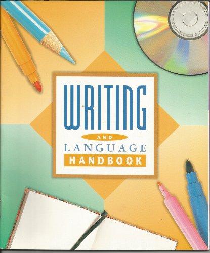 9780021816583: Writing and Language Handbook Grade 4