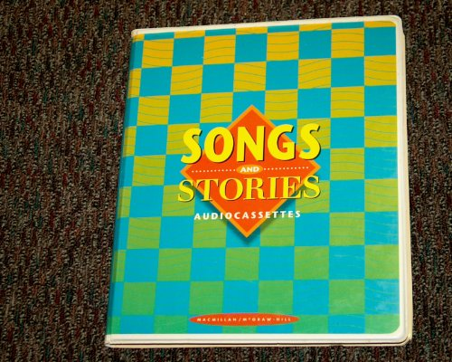 9780021816941: Spotlight on Literacy: Songs and Stories Audiocassettes Gr 3