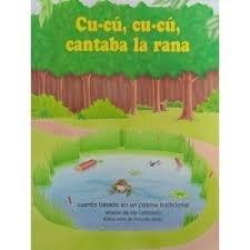 9780021819331: Cu-cu Cu-cu Cantaba La Rana