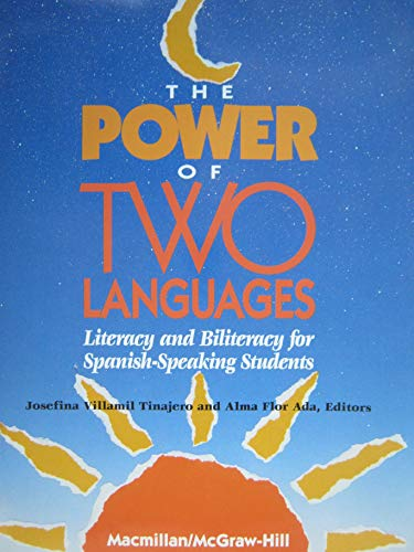 9780021819898: The Power of Two Languages