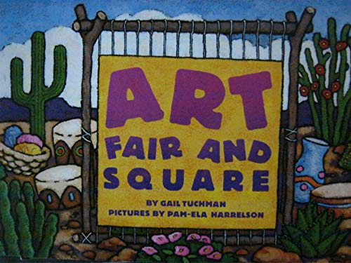 9780021821334: Art fair and the square (Spotlight books)