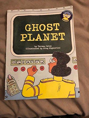 9780021821709: Ghost planet (Spotlight books)