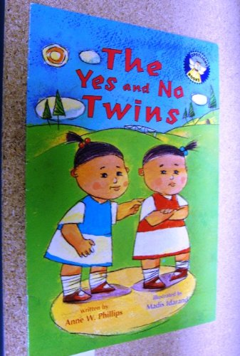 9780021821723: The Yes and No Twins (Spotlight Books)