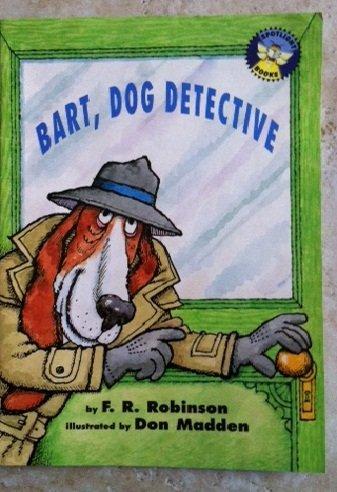 9780021821754: Bart, Dog Detective