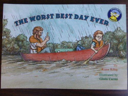 The Worst Best Day Ever (Spotligh Books: Kana Riley