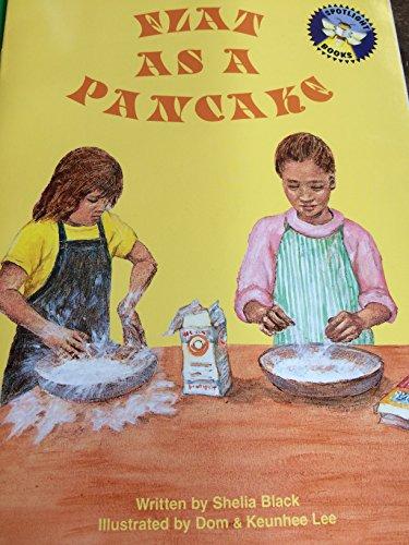 9780021821839: Flat as a pancake (Spotlight books)