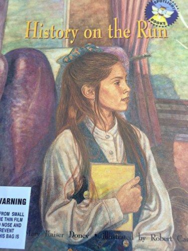 9780021821891: History on the run (Spotlight books)